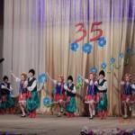 Відсвяткували ювілей Зразкового хореографічного колективу «Барвінок»