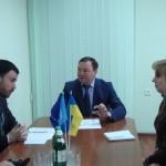 Зустріч з представниками Спеціальної Моніторингової Місії ОБСЄ: