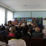 Виборча конференція Павлоградського районного комітету профспілки працівників освіти і науки