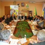 Програма візиту іноземних експертів до Субрегіону «Західний Донбас»  в рамках демонстраційного проекту «Створення комплексної ефективної системи поводження з ТПВ на території Субрегіону «Західний Донбас»