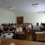 Голова Павлоградської райдержадміністрації В.М.Дуднік провів оперативну нараду