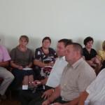 Голова Павлоградської райдержадміністрації В.М.Дуднік провів нараду
