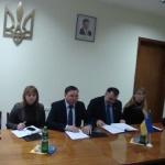 В.о. голови Павлоградської райдержадміністрації І.М.Чорний 24 грудня 2014 року провів засідання колегії райдержадміністрації.